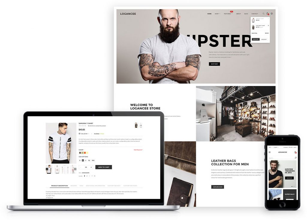 OpenCart-themes